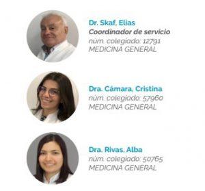 doctors urgencies amedics